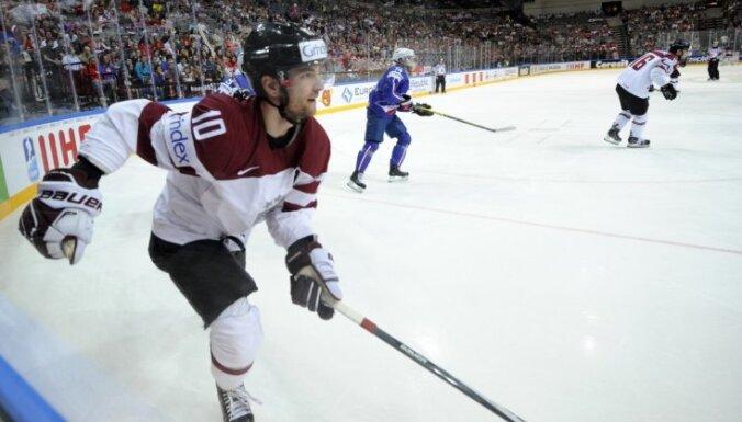 Дарзиньш отказался сыграть за сборную на ЧМ-2016 в Москве
