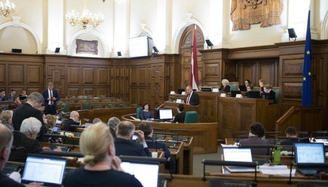 Koalīcijas domām daloties, Ventspils un Jelgava tomēr netiek republikas pilsētu sarakstā