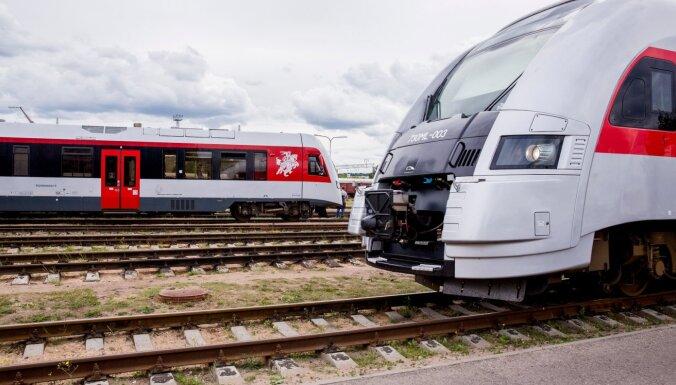 Литовские железные дороги возобновят пассажирский маршрут в Польшу