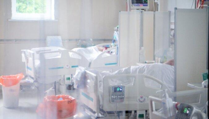 В латвийских больницах уменьшилось число пациентов с коронавирусом