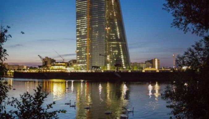 Европейский центробанк проверит надежность крупнейших банков Латвии и стран ЕС