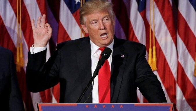 Опрос: Большинство американцев сомневаются в способностях Трампа