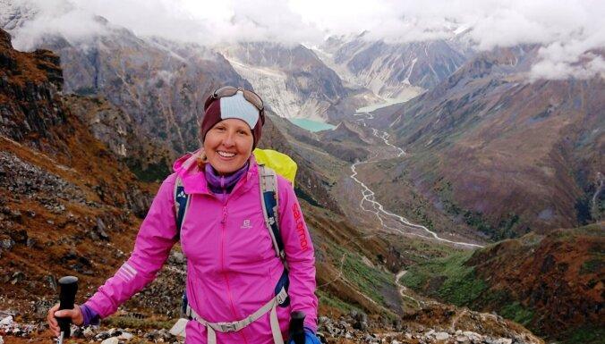 Ceļojums uz salīdzinoši noslēgto Butānu: Aiva un viņas mēnesi garais pārgājiens