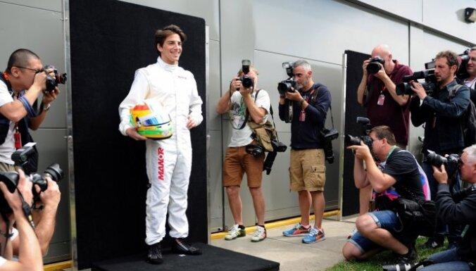 'Manor/Marussia' netiks sodīta par nepiedalīšanos Austrālijas 'Grand Prix'