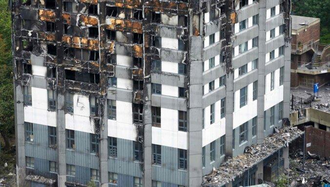 Полиция Лондона назвала причину пожара в высотке, в котором погибли 79 человек