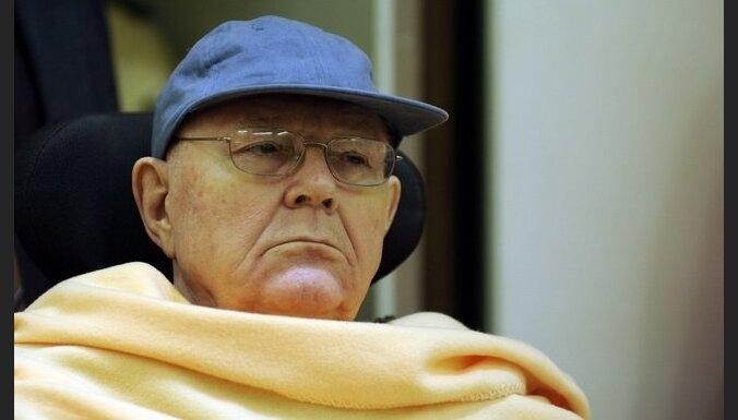 Демьянюк угрожает мюнхенскому суду голодовкой
