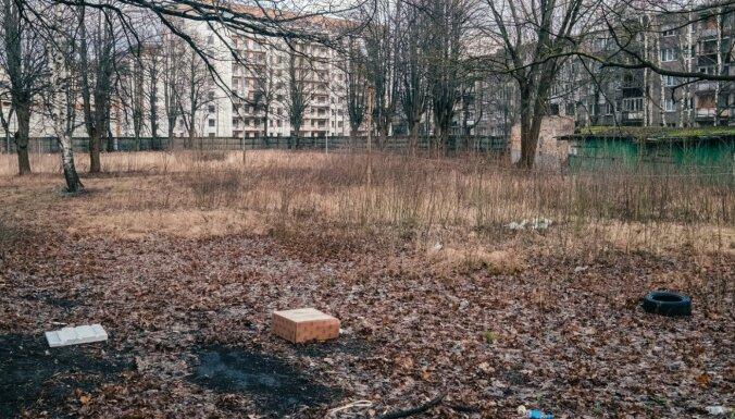 VDD ēka vai parks: tiekšanās pēc zaļākas dzīves vai tikai bizness?