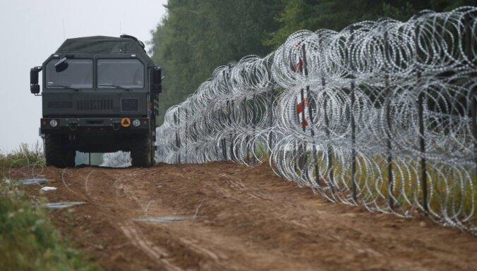 Колючую проволоку для границы с Беларусью купили за полмиллиона евро
