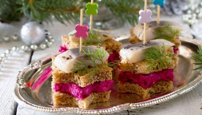 Svētku galda akcents – dekoratīvas mini maizītes. Atraktīvas idejas viesībām