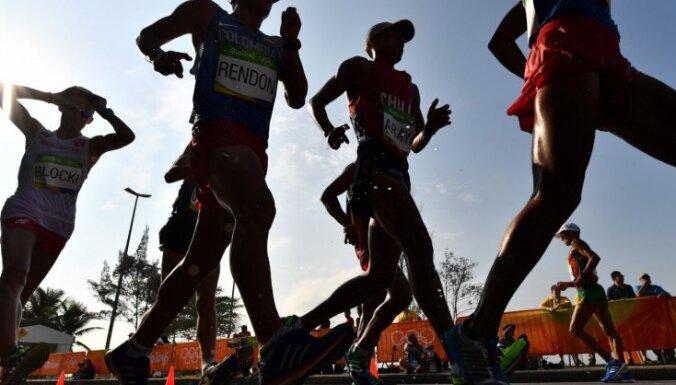 IAAF piedāvā ieviest jauktās stafetes sacensības soļošanā