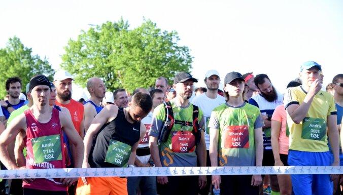 'Rimi' Rīgas maratonā pastiprināti drošības pasākumi Covid-19 risku mazināšanā