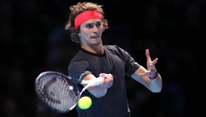 Zverevs triumfē ATP sezonas noslēguma turnīrā