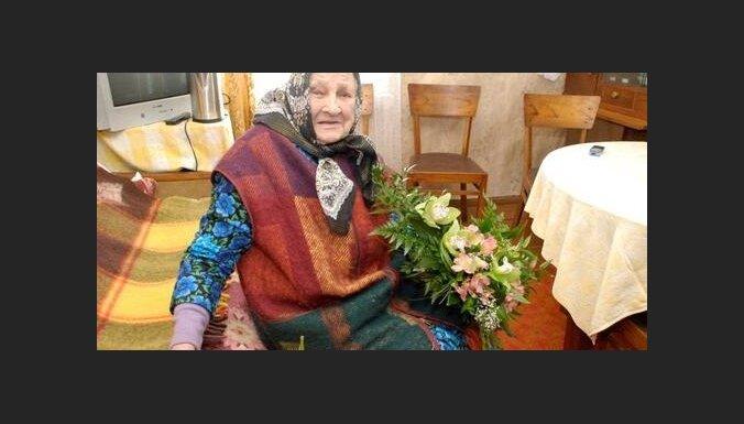 Самая старая жительница Европы — даугавпилчанка