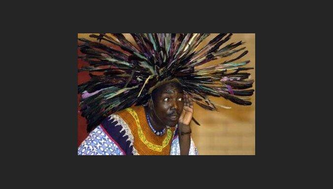 Āfrikas iedzīvotājs