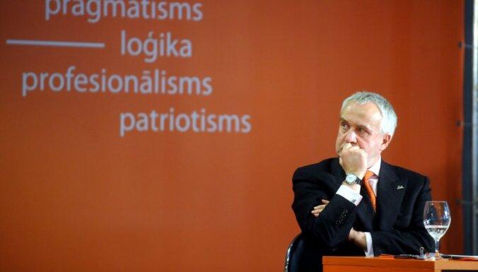 LTV: Шкеле лично участвовал в переговорах по Parex banka