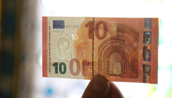 Jelgavā aiztur trīs naudas viltotājus