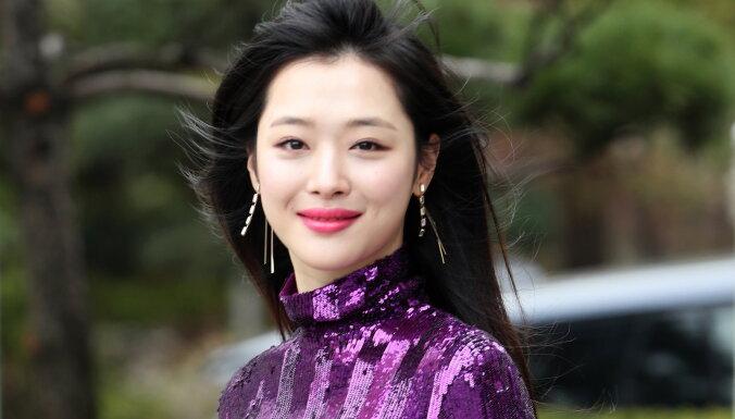 25 gadu vecumā mirusi atrasta korejiešu popzvaigzne
