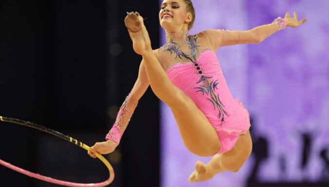 Jelizaveta Gamalejeva, gymnastics