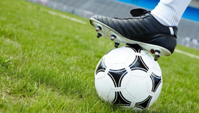 'Riga' un 'Liepāja' droši uzvar virslīgas futbola mačos