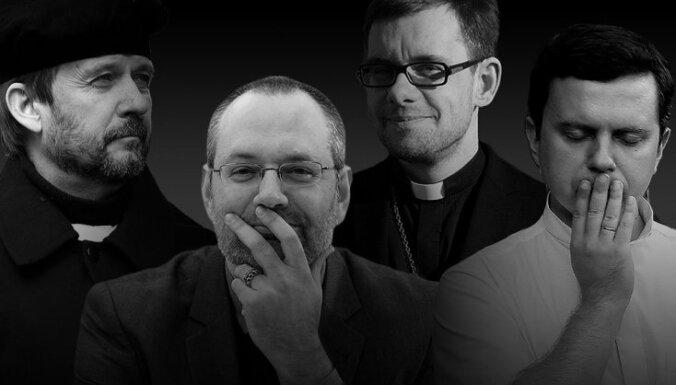 14 luterāņu mācītāji paziņo – baznīca tiek nozagta; Vanags noliedz korupciju