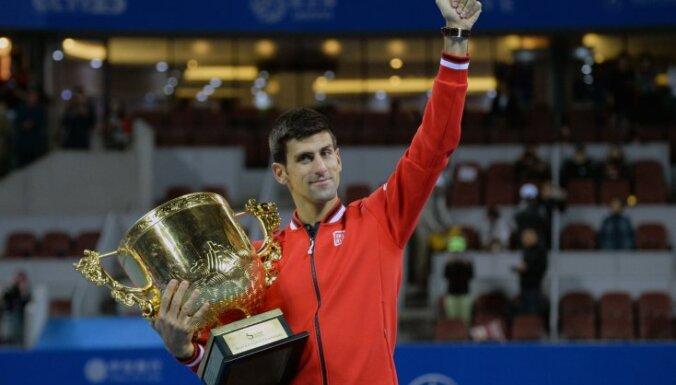 Джокович разгромил Надаля и стал шестикратным чемпионом Пекина
