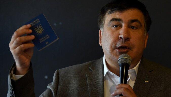Луценко: Саакашвили отказано в статусе беженца, его можно депортировать