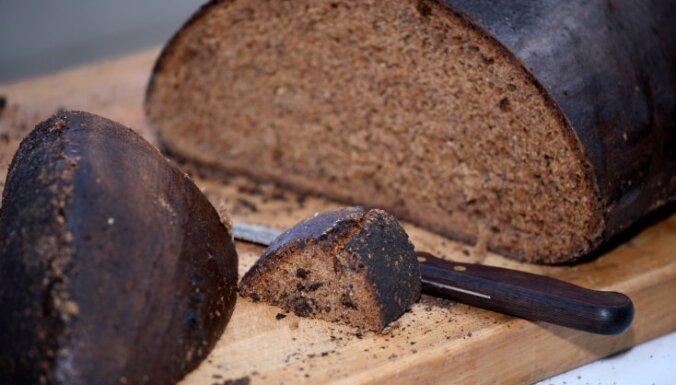 Pašas rokām cepta maize