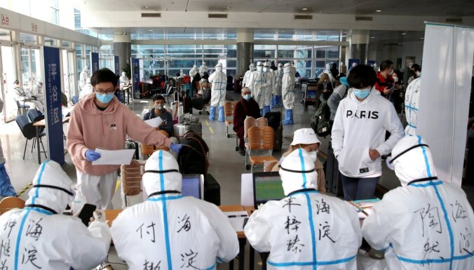 Разведка США сочла заниженными данные Китая по заболевшим от коронавируса