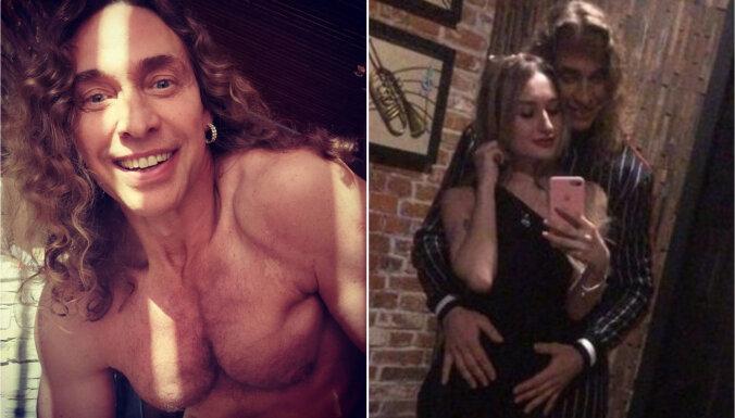 Krievijas šovbiznesa tracis: vēl viena dāma lēš par precētā Tarzāna poligāmiju