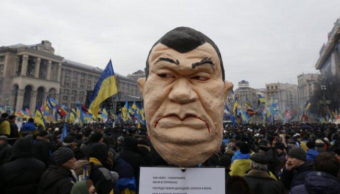 Киев направил России запрос об экстрадиции Януковича