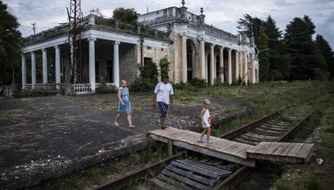 Atlūzas: Neatzīta jau 24 gadus – Abhāzija