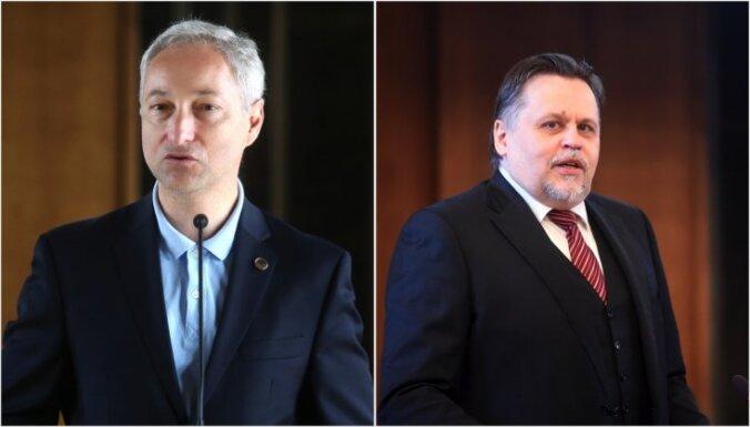 Bordāns lūdz Tieslietu padomi vērtēt Strupiša izteikumus par ELT un Lemberga lietu