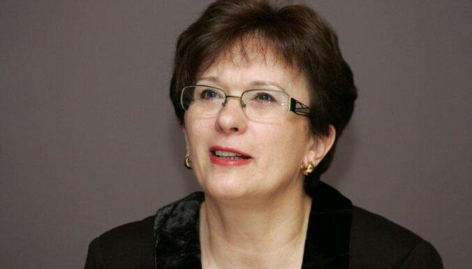 Sandra Kalniete: Jo mūsu vairāk, jo noteiktāks mūsu pret