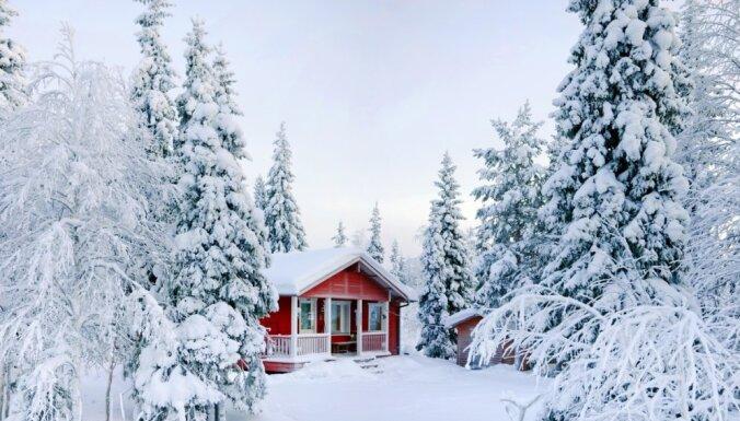 Синоптики: больше снега будет после 10 января