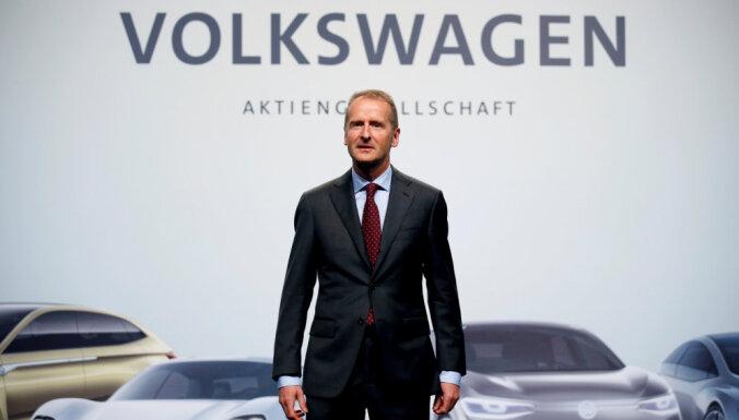 Kolektīvajai prasībai pret VW Vācijā pievienojušies 372 000 cilvēku