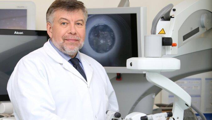 Прошло 20 лет с тех пор, как лазерная коррекция стала доступной и в Латвии
