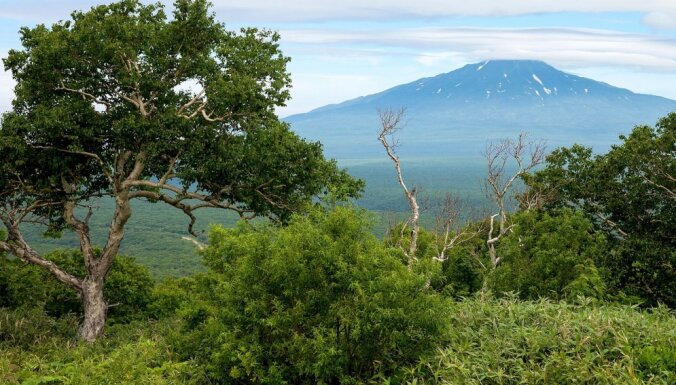 Krievija izvieto Kuriļu salās zenītraķetes