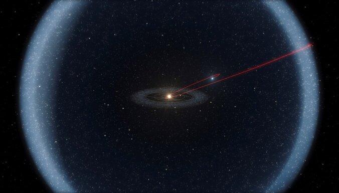 Обнаружена родственная Земле комета-мутант