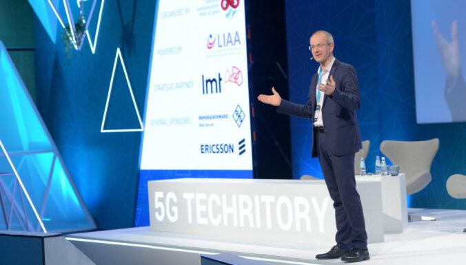 Rīgā notiks Baltijas jūras reģiona ekosistēmas forums '5G Techritory'