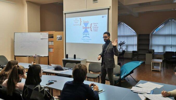 TSI mācībstundas: palīgs skolotājiem un aizraujošas zināšanas skolēniem
