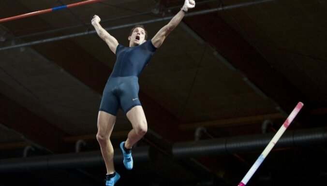 "Француз взял 6,08 м и замахнулся на ""вечный"" рекорд Бубки"