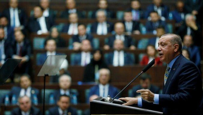 Hašogi lieta: Erdogans apstiprina, ka slepkavība bijusi iepriekš plānota