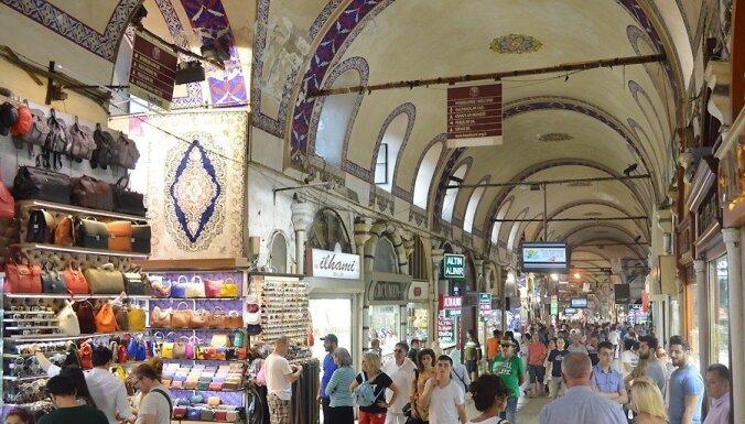 Tūkstoš un vienas nakts garšu zeme jeb Stambulas garšas piezīmes. 1. daļa – tirgi
