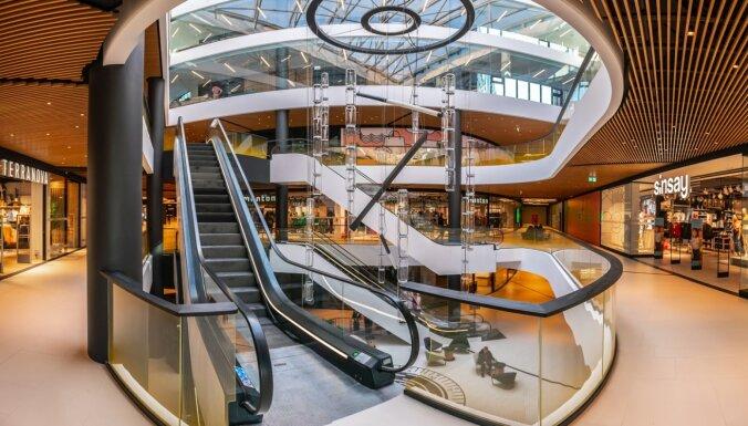 Tirdzniecības centriem nomas maksas ieņēmumu krituma kompensēšanai piešķir 20 miljonus eiro
