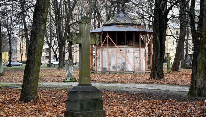 Rīgā izveidos Lielo kapu koncepciju un atjaunos mecenātes Vērmanes pieminekli