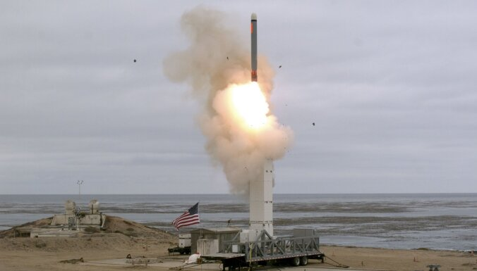 НАТО считает контроль над вооружениями при участии Москвы возможным