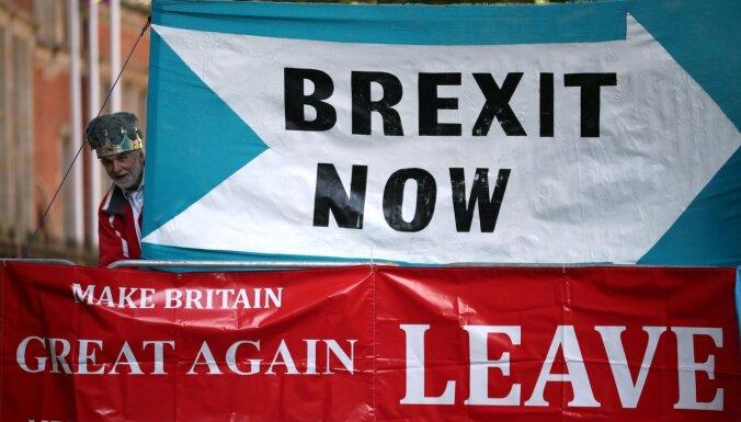 Совет ЕС одобрил договор по Brexit