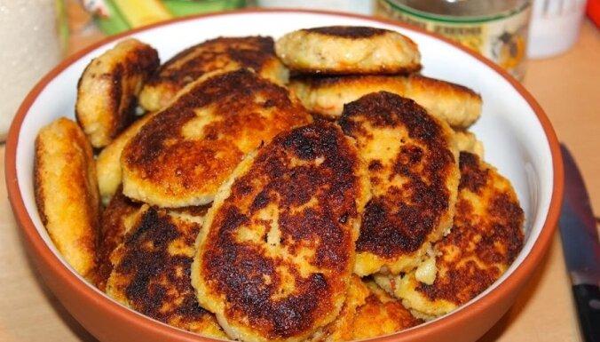 Sātīgie kartupeļu plācenīši