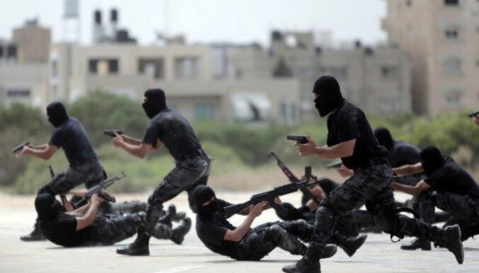 'Hamas' cenšas apturēt raķešu izšaušanu no Gazas joslas uz Izraēlu