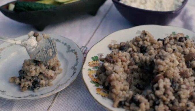 Наследие латвийской кулинарии: латгальский груденис (grūslis) с мясом и коноплей